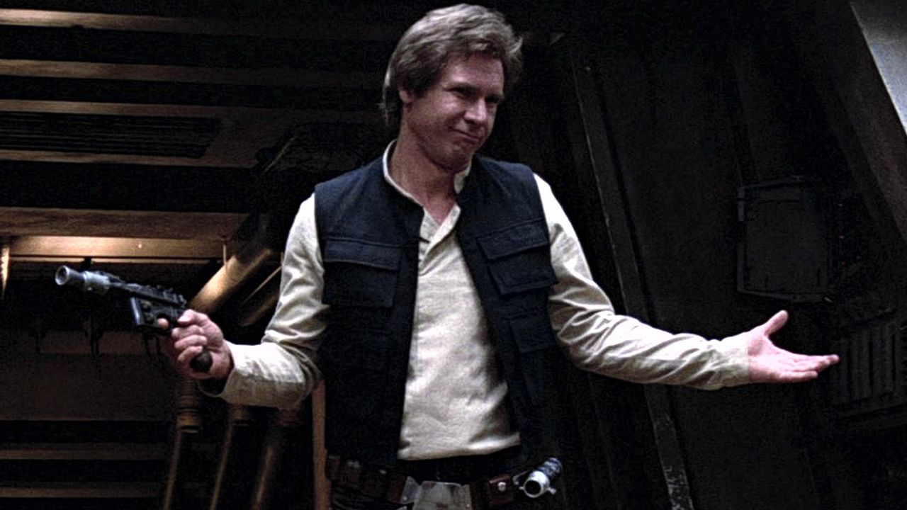 harrison ford han solo star wars