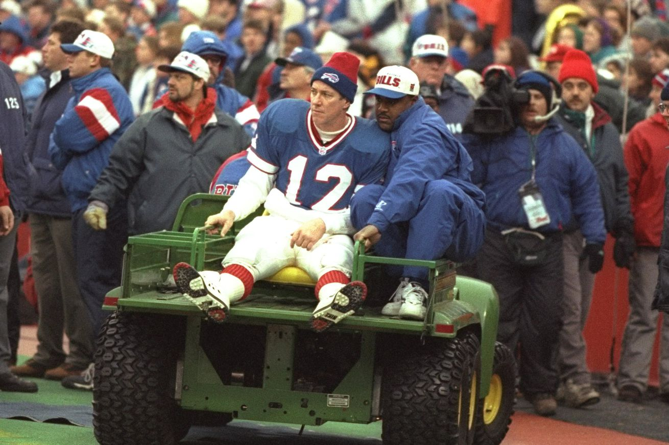 Jim Kelly considered a comeback in 1998, per report