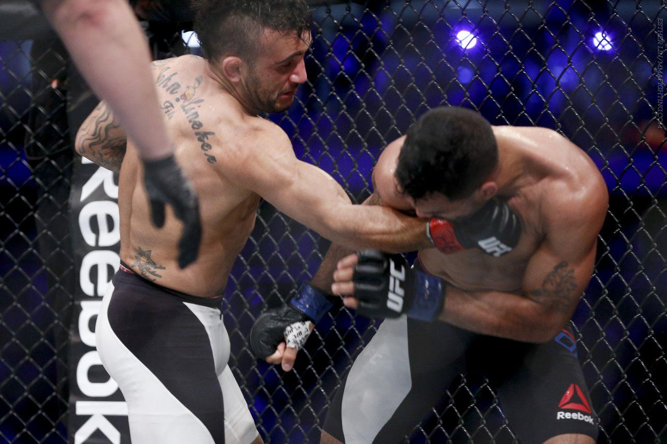 UFC 198 results: John Lineker decisions Rob Font