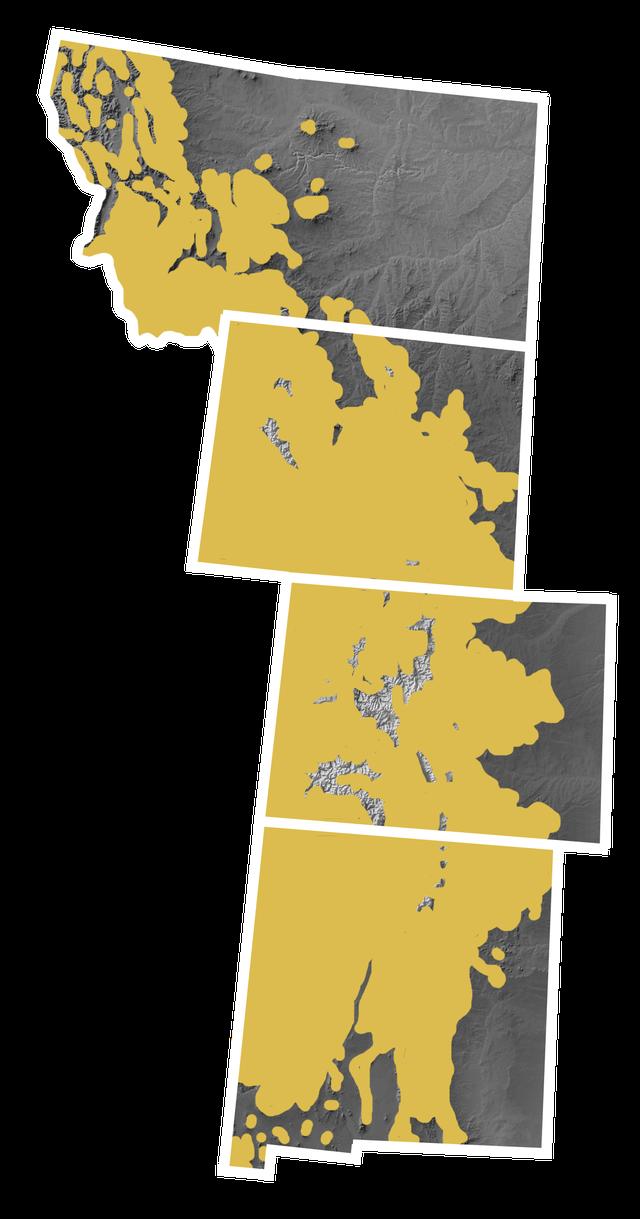 Montana Fire Map 2016.In Search Of Forrest Fenn S Treasure
