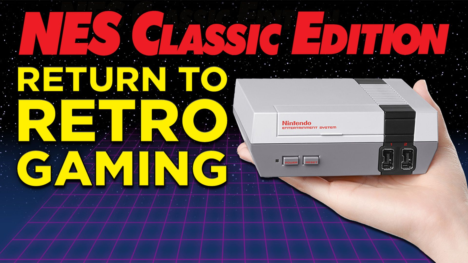 The Nes Classic Edition Is Dead Simple And Thats Why Its Great Technologies 4x Snes Or Controllers To Usb Adapter Circuit Verge