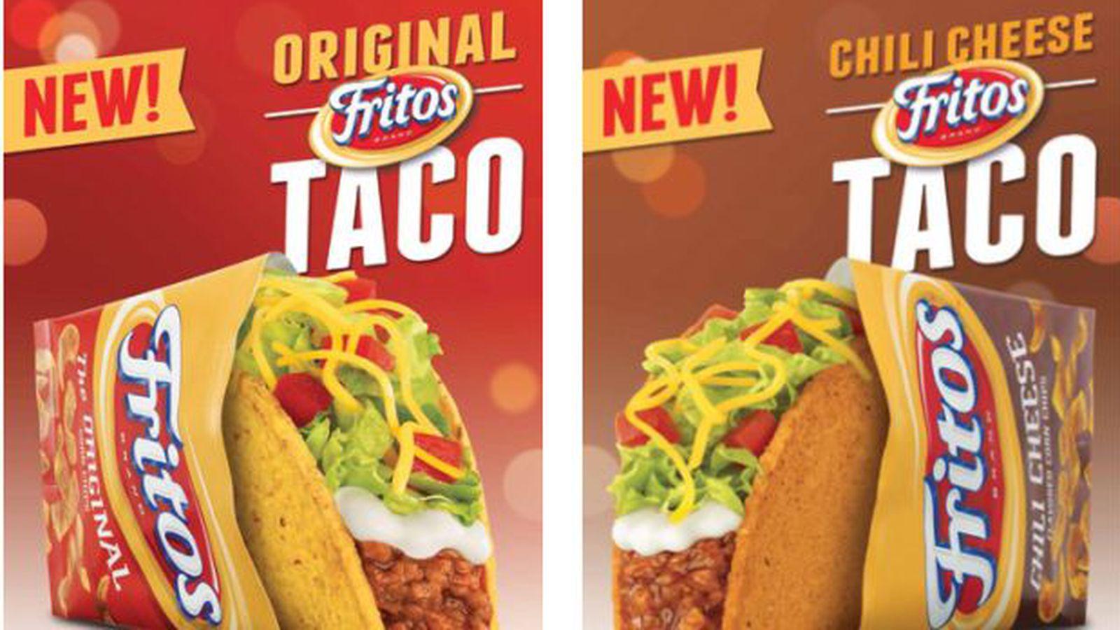 Combos de Taco Bell Taco Bell to Unleash Fritos