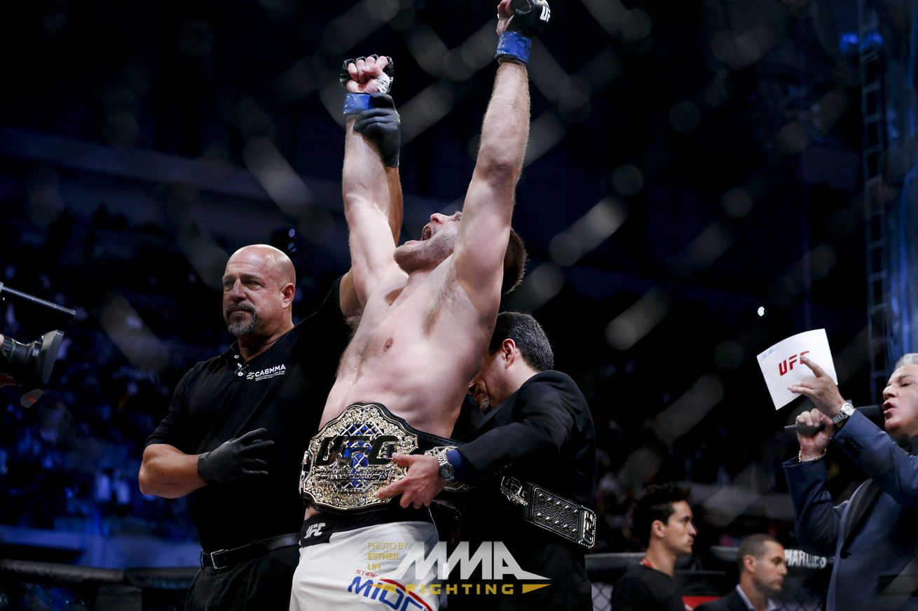 community news, UFC 198 Aftermath: Can Stipe Miocic break the heavyweight title curse?
