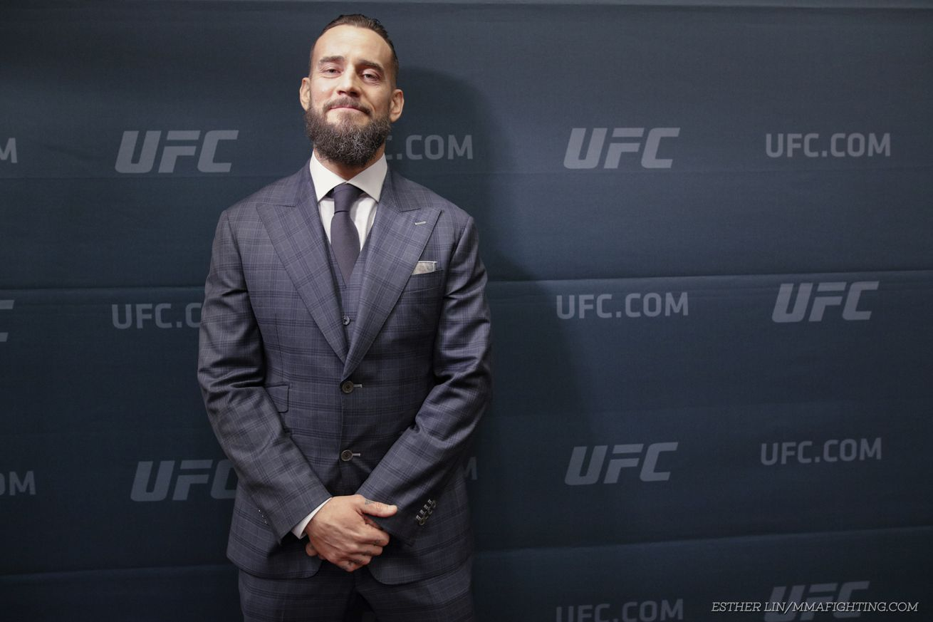 community news, Morning Report: CM Punk: Im gonna win. Ive never been more confident about something in my entire life.