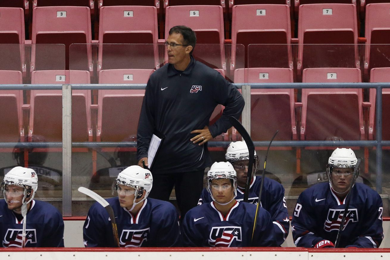 k andre miller commits to wisconsin sb nation college hockey