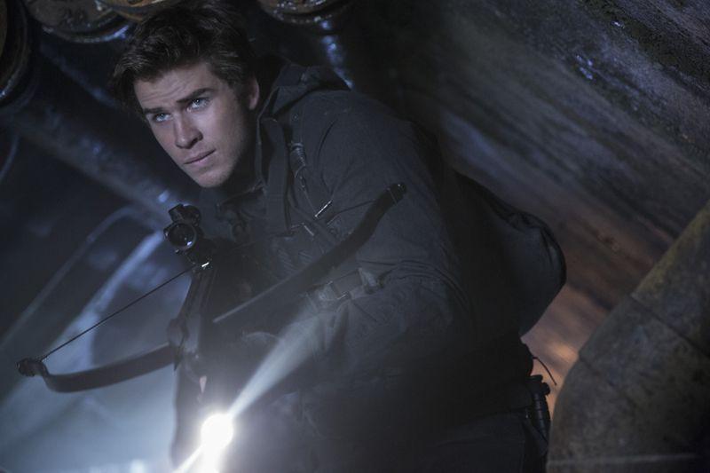 Liam Hemsworth as Gale.