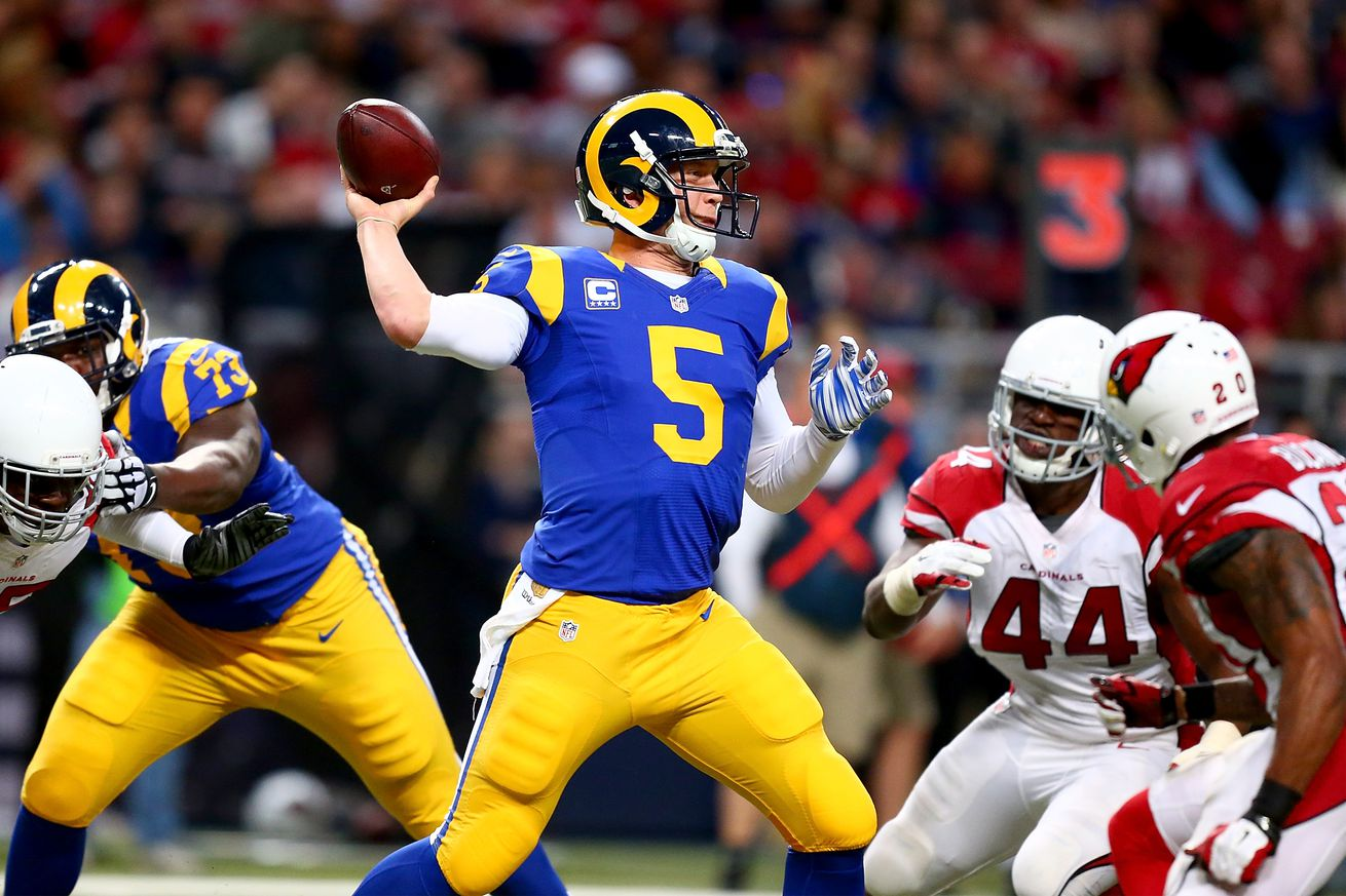 Nick Foles reportedly requests, receives release from Rams