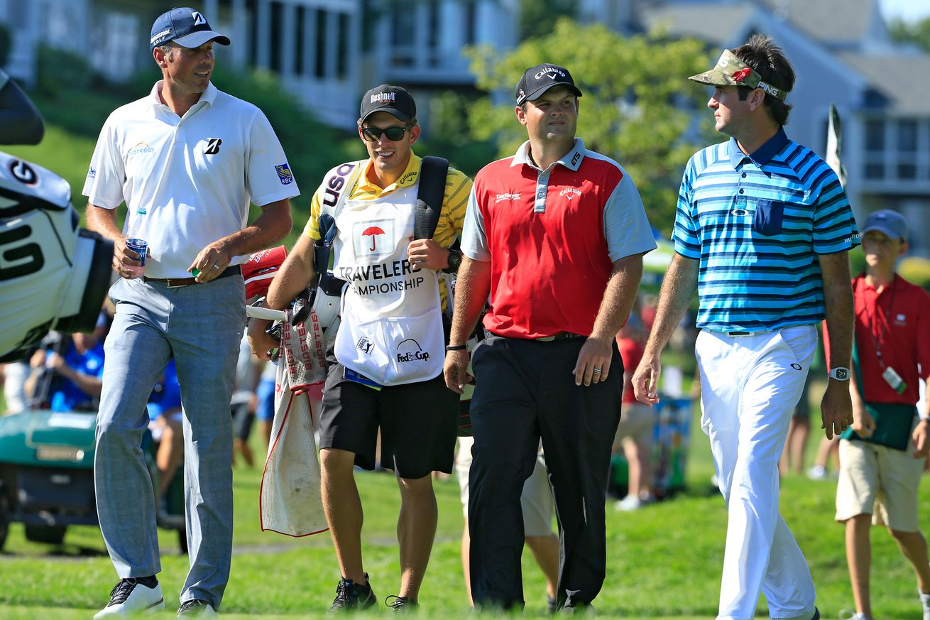 Henley tied for second at Travelers Championship