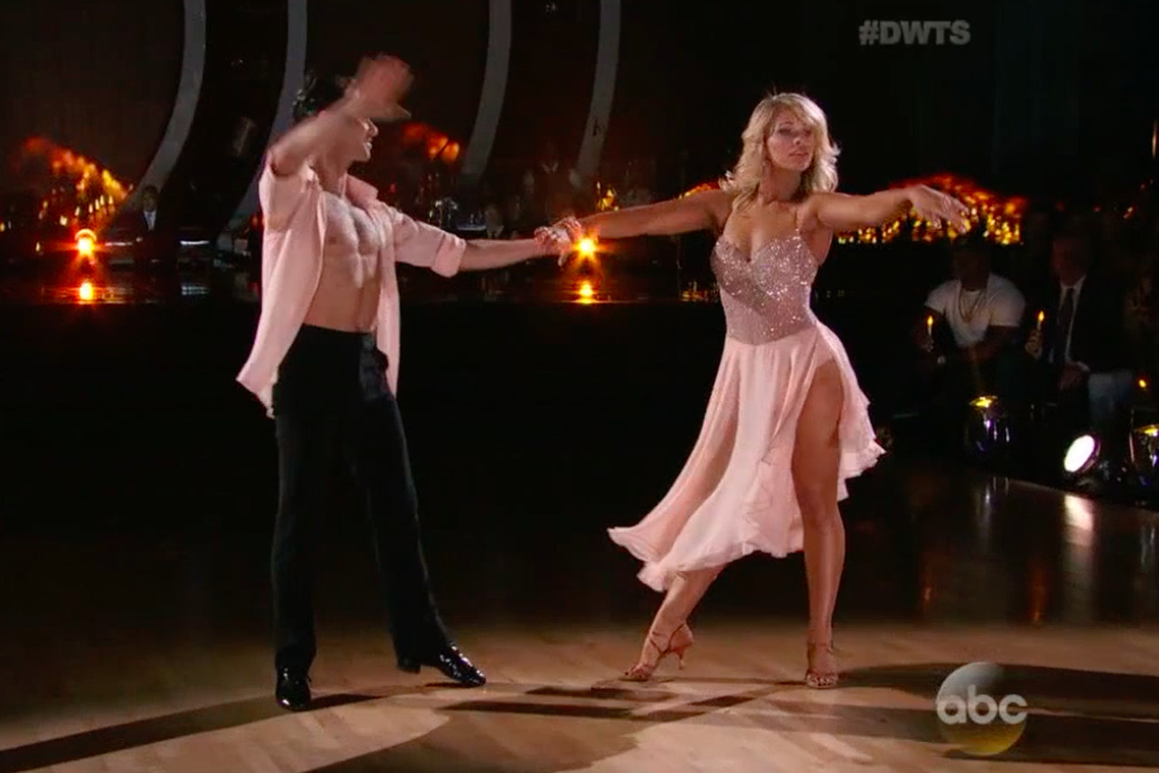 community news, Paige VanZant rocks rumba with new partner on Dancing With The Stars