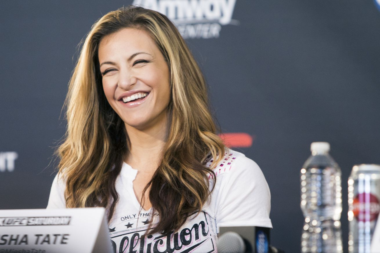 Morning Report: Miesha Tate was frustrated with the Conor McGregor situation at UFC 200 press conference