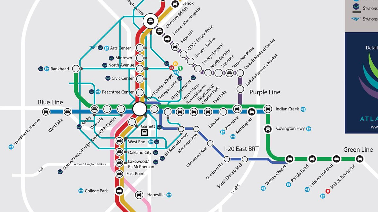 latest, greatest marta dream map could actually happen