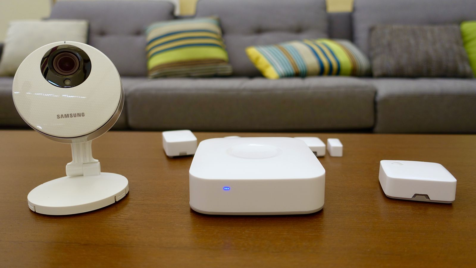 Researchers say there are serious security problems in Samsung's SmartThings