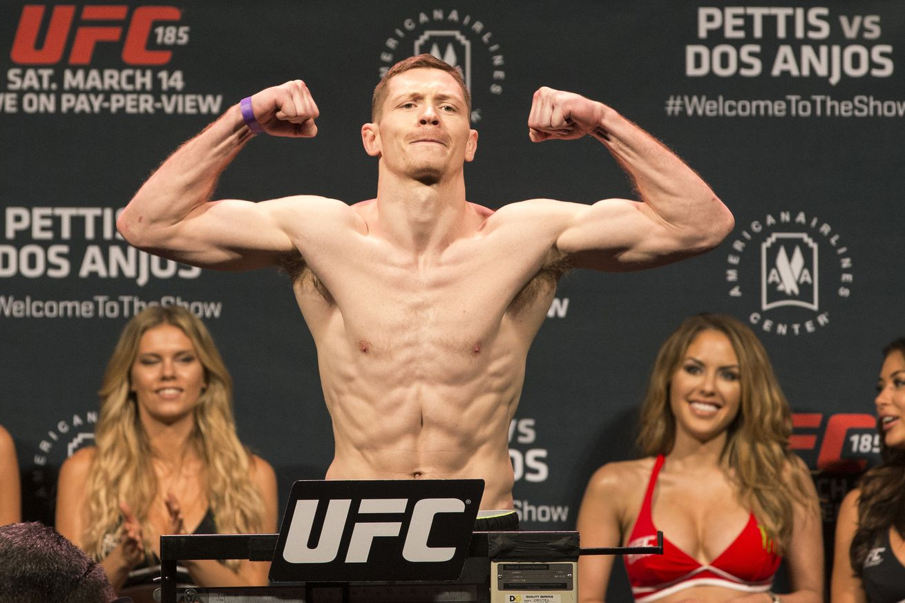 UFC Fight Night 90 results: Joseph Duffy submits Mitch Clarke ... in 25 seconds!