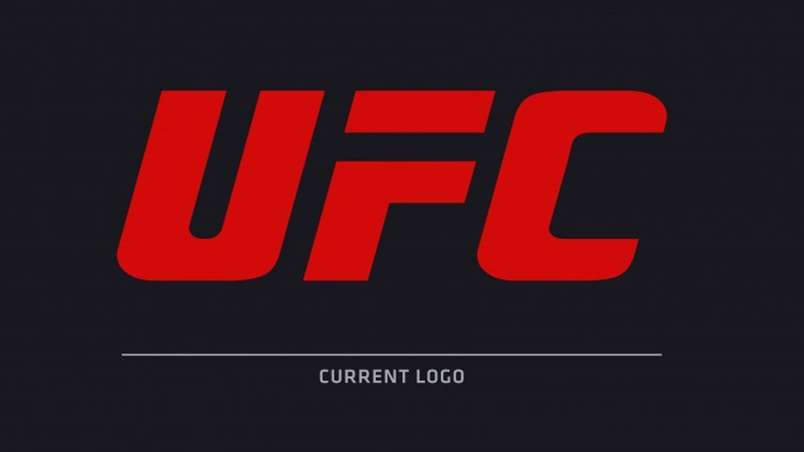 new more logo, visual  UFC changes to broadcasts reveals