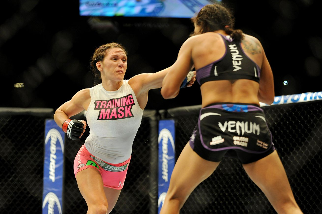 community news, UFC Quick Quote: Cat Zingano says Julianna Pena bout is first one shes gameplanning for