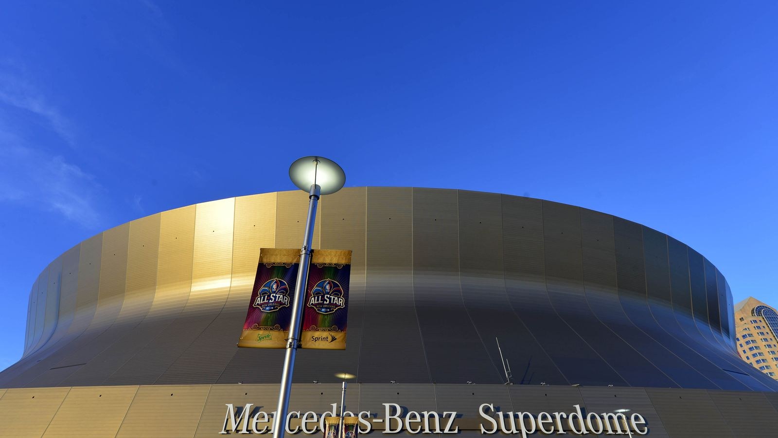 Saints news 8 21 15 mercedes benz to apply name to for Mercedes benz stadium application