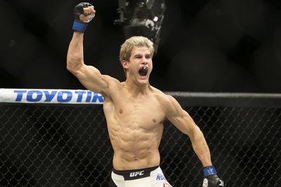 Sage Northcutt lands new opponent for UFC Fight Pass card on Dec. 10