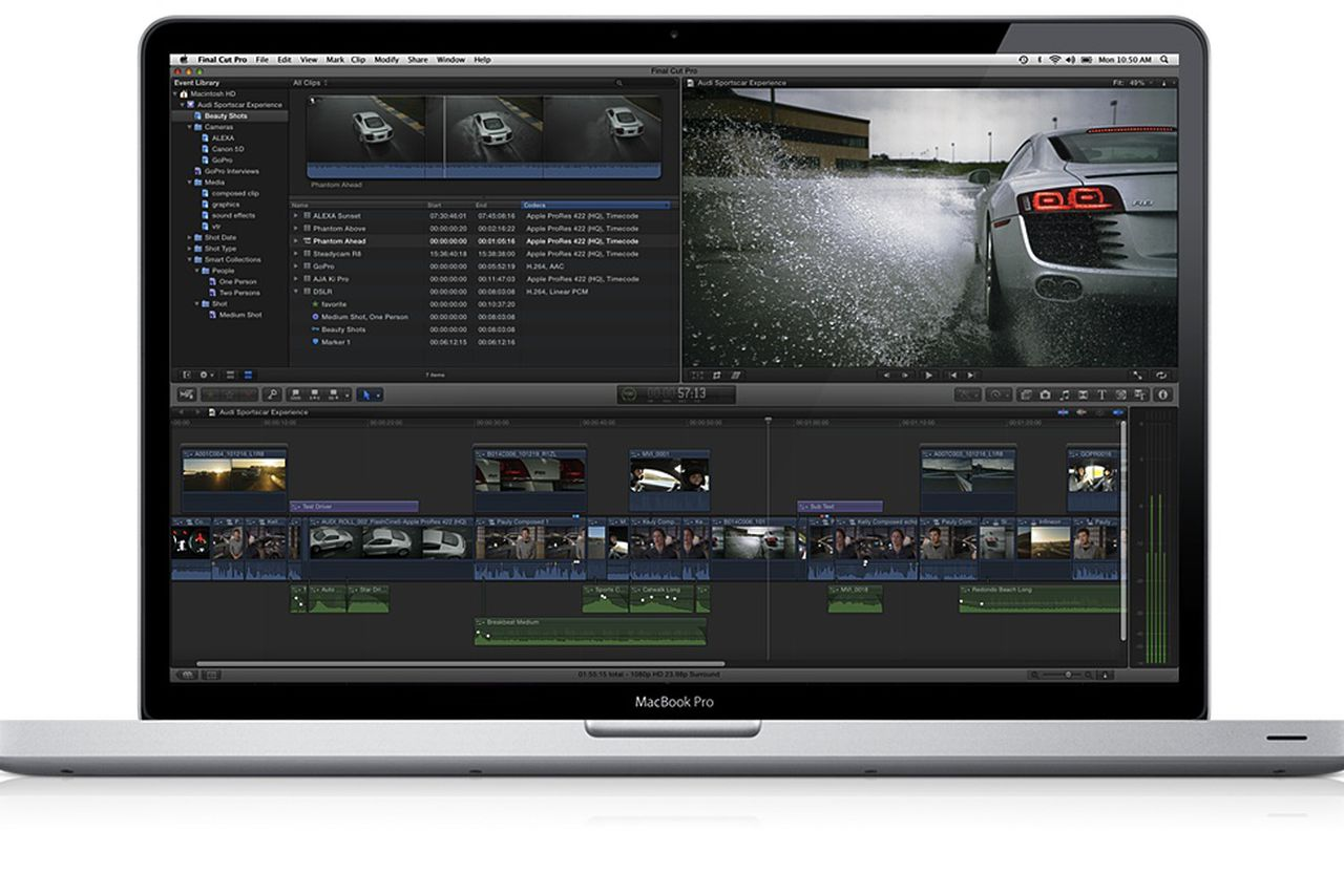 Apple final cut pro x cheap price
