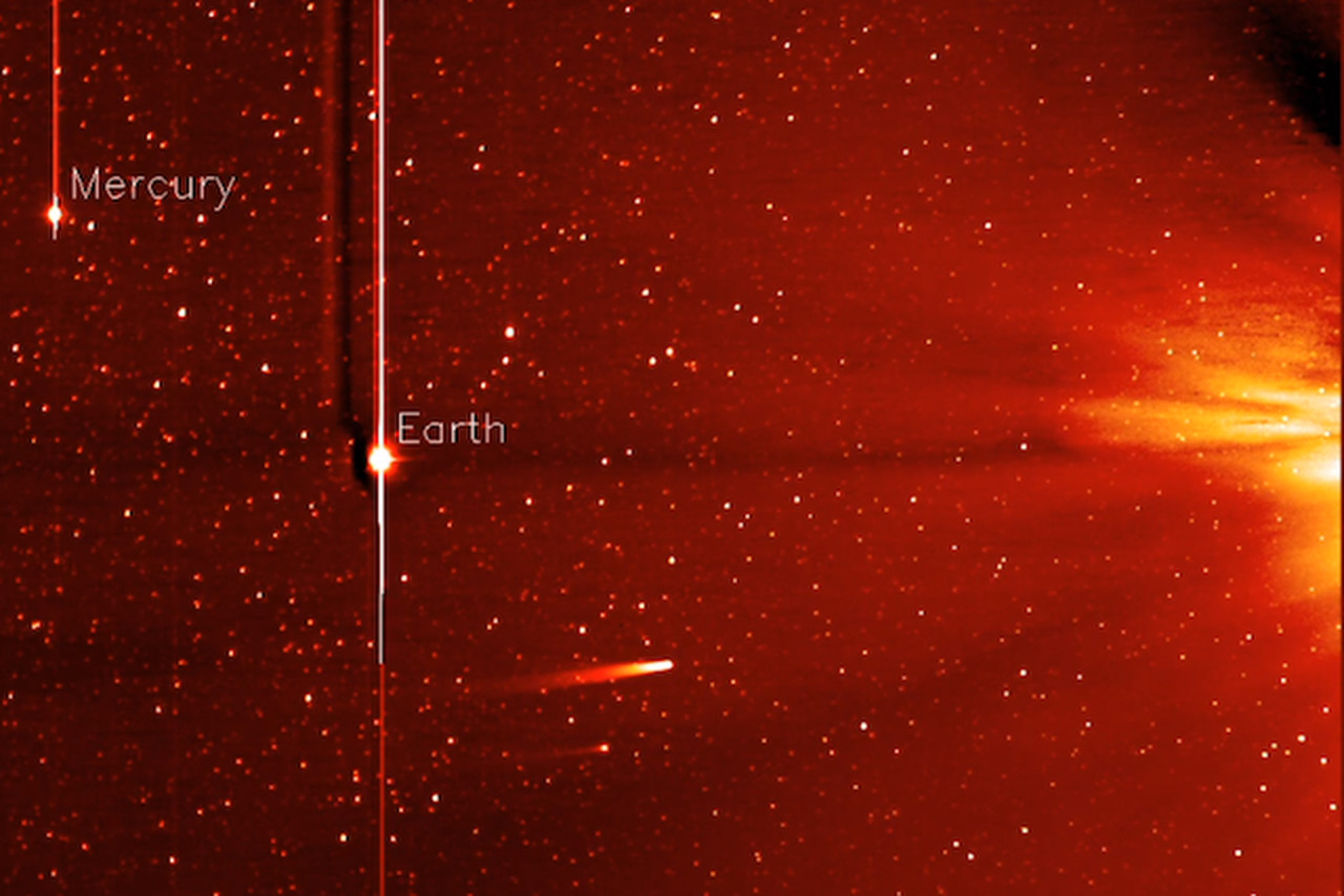 nasa ison images - photo #23