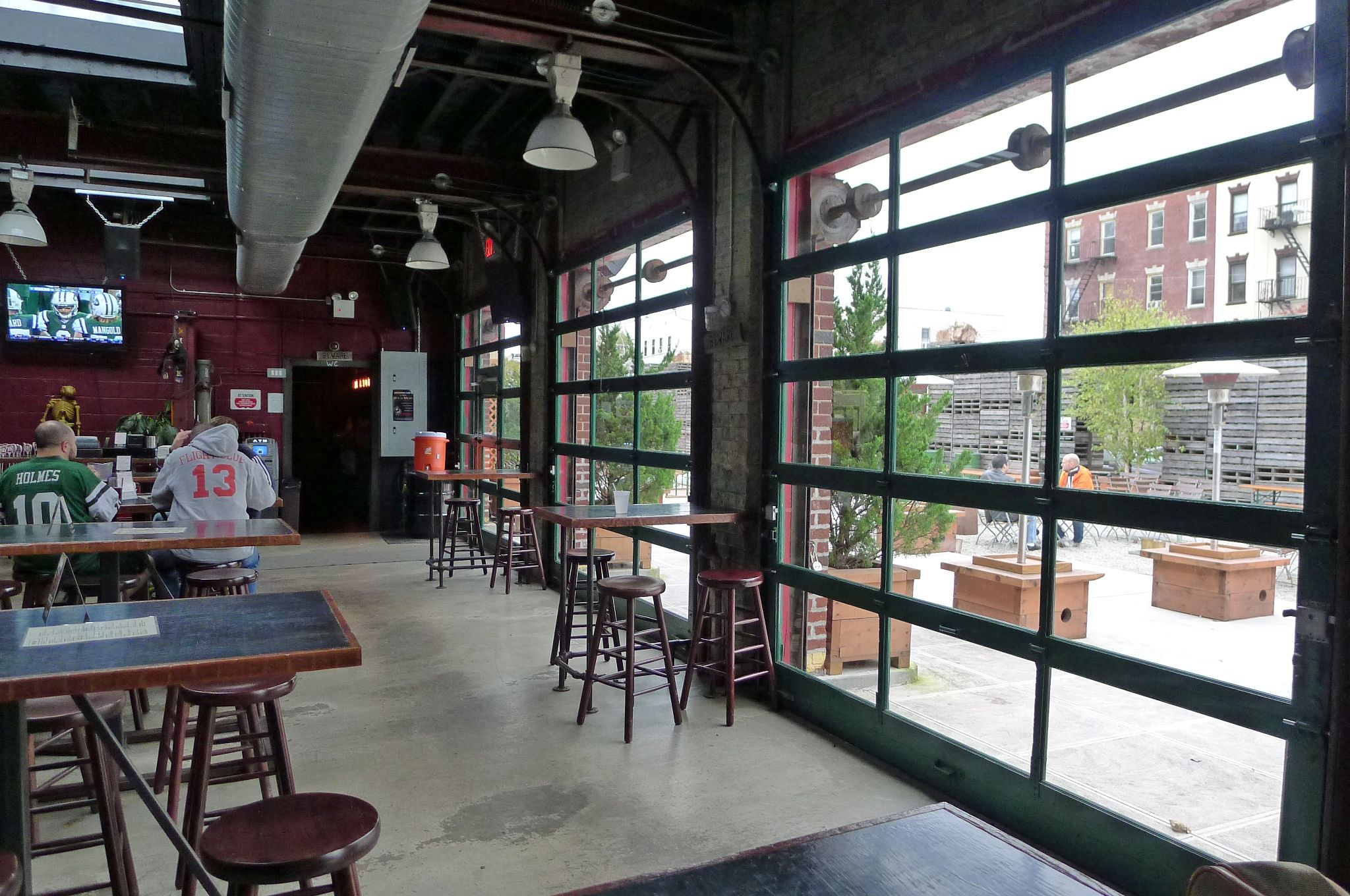 Nyc 39 S Best Patios Rooftops And Beer Gardens Eater Ny