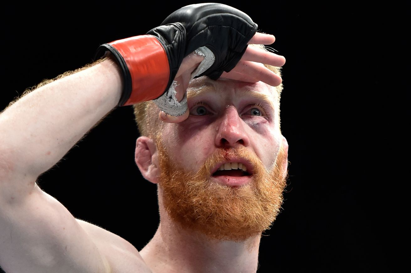 community news, Paddy Holohan vs. Willie Gates in the works for UFC Rotterdam