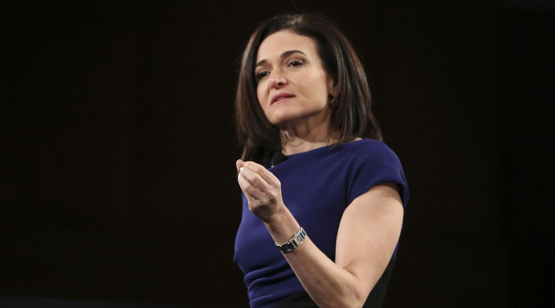 Watch: Sheryl Sandberg's powerful and emotional commencement speech on building resilience - Vox