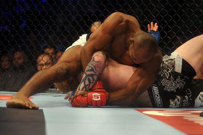 UFC on FOX 15 fight card: Ronaldo Souza vs Chris Camozzi fight preview