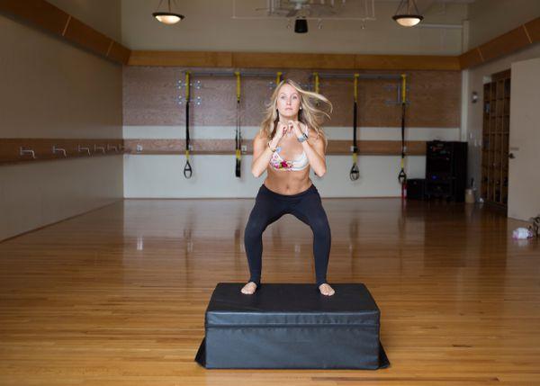 [8/19, 2pm] LA's Hottest Trainer 2015 Contestant #16: Chelsea Kruse, Exhale Venice