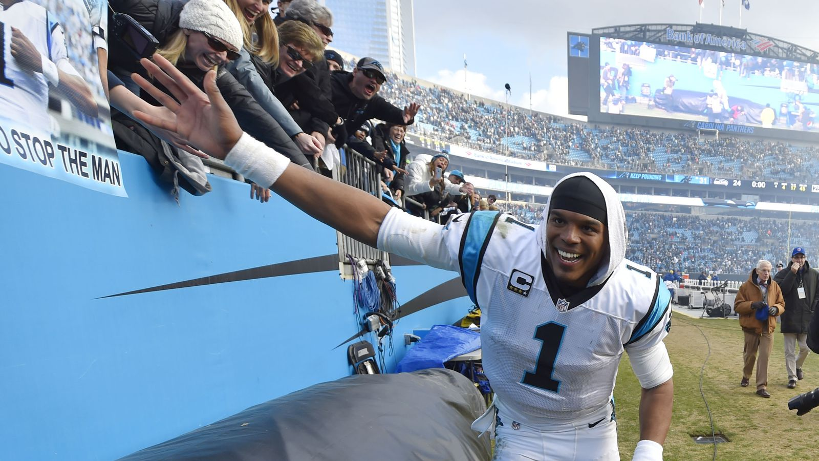 NFL playoff odds 2016: Panthers, Patriots open as Championship Game favorites - SBNation.com