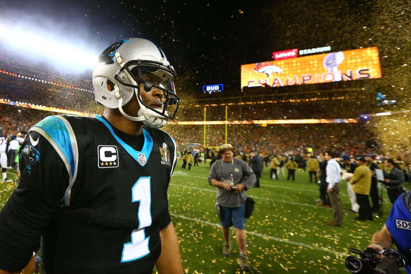 Super Bowl 50: Cut Cam Newton Some Slack