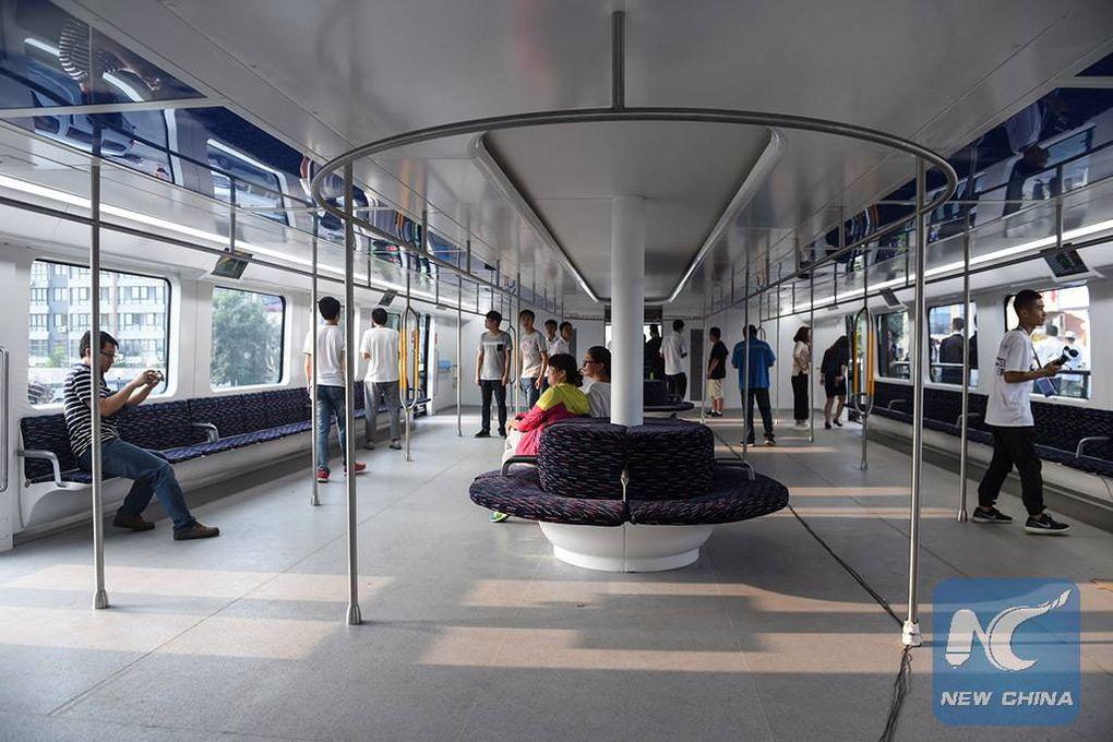 【親子情報】「升高巴士鐵路」成真