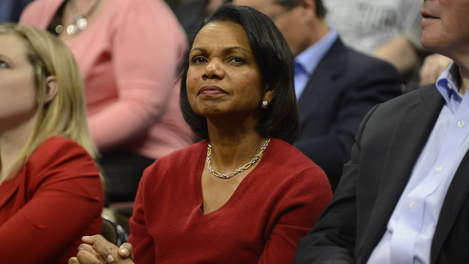 condoleezza rice to join college football playoff