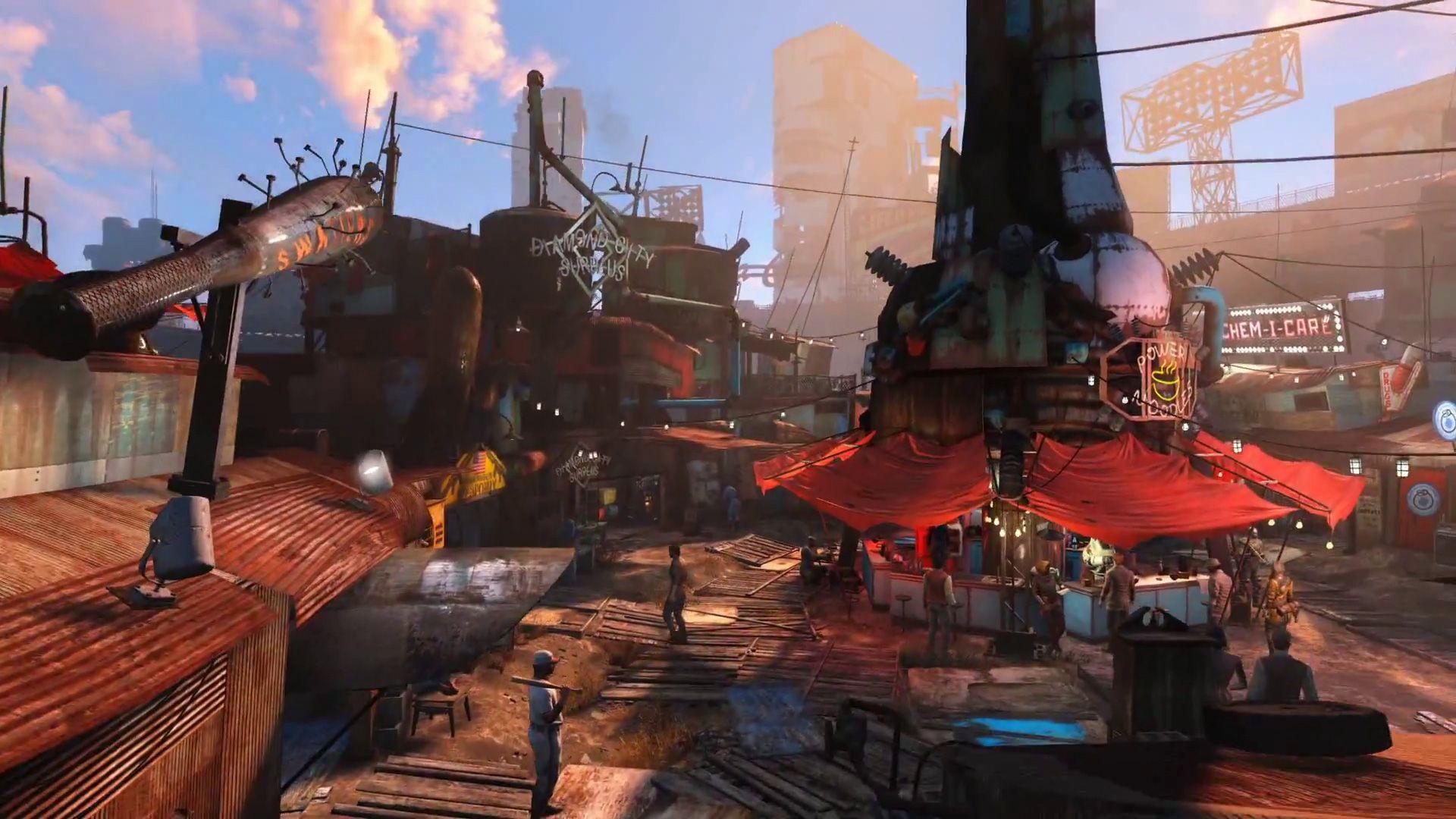 Настоящий Бостон в Fallout 4: откуда вам знакомы все эти виды? - Изображение 11