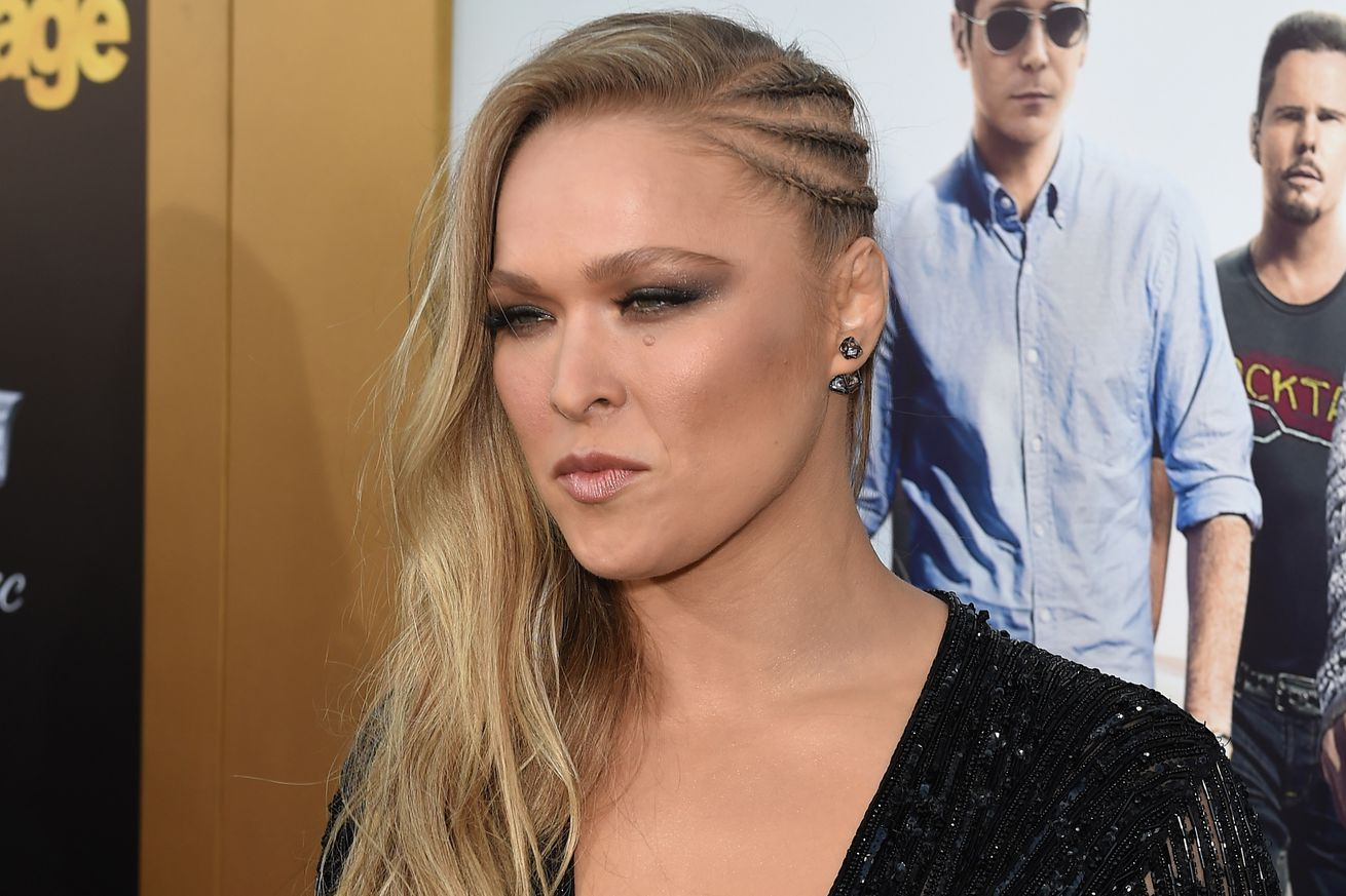 community news, Humble Ronda Rousey finally comes to terms with Holly Holm loss: That had to happen to me