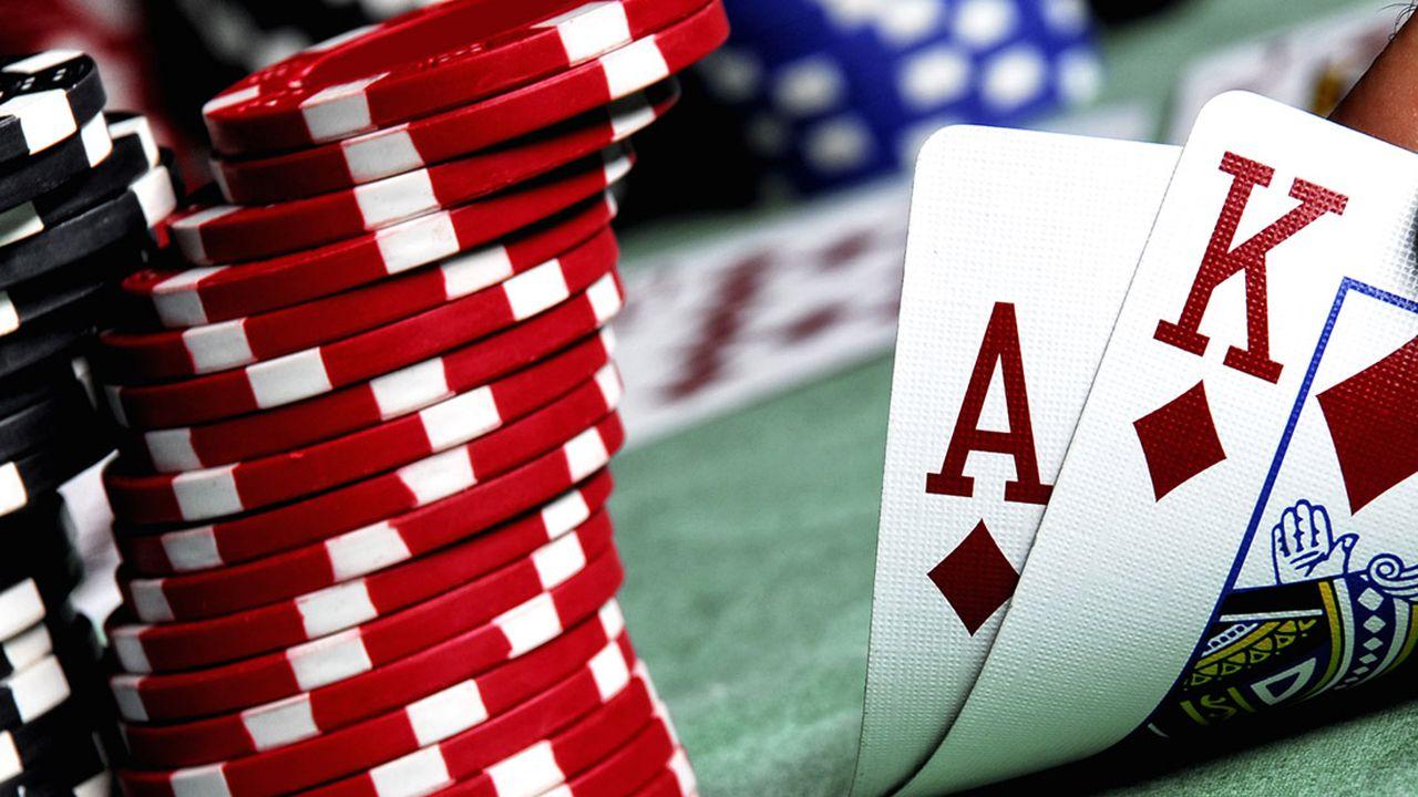 Online gambling investment