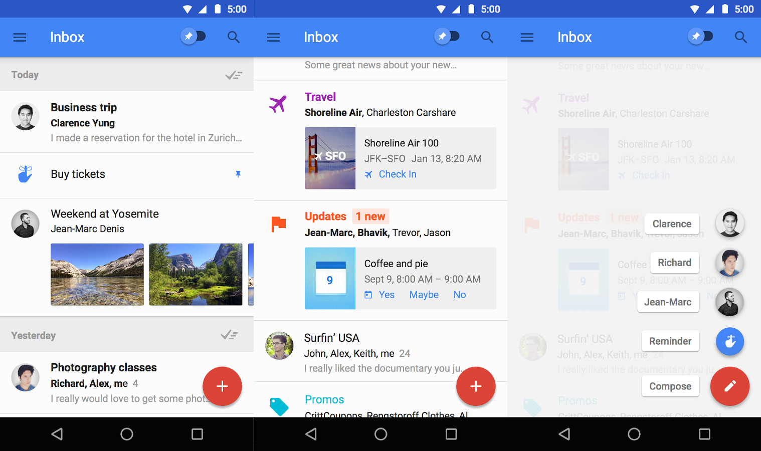 10 Material Design Android Apps You Should Be Using Right