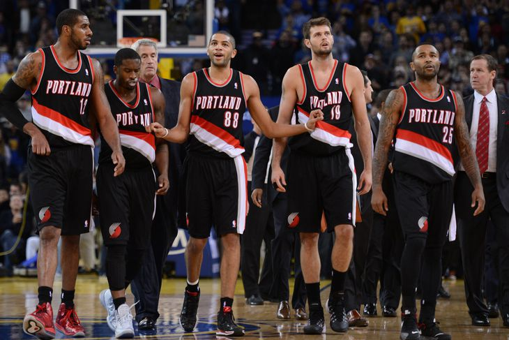 Portland Trail Blazers Players