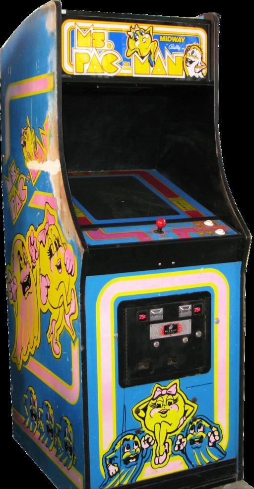 ms pacman spielautomat