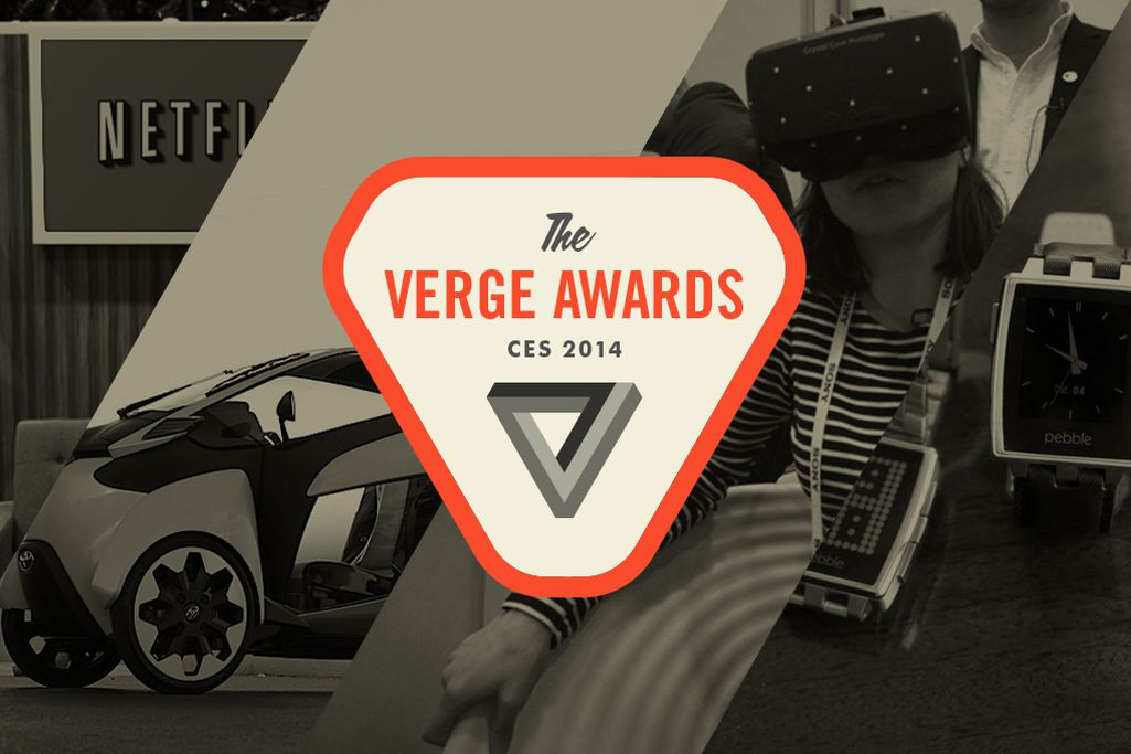The Verge Awards: the best of CES 2014 | The Verge