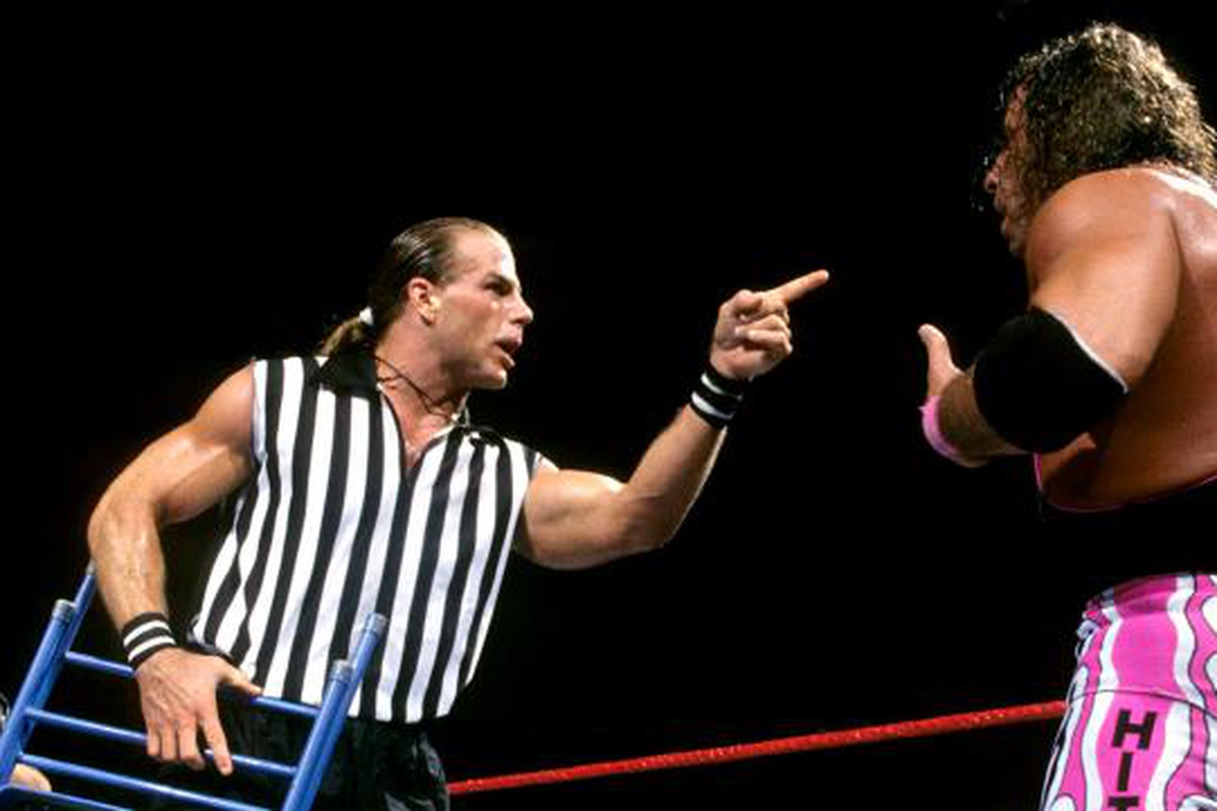 WWE's Bret Hart on The Undertaker behind the scenes   SI.com
