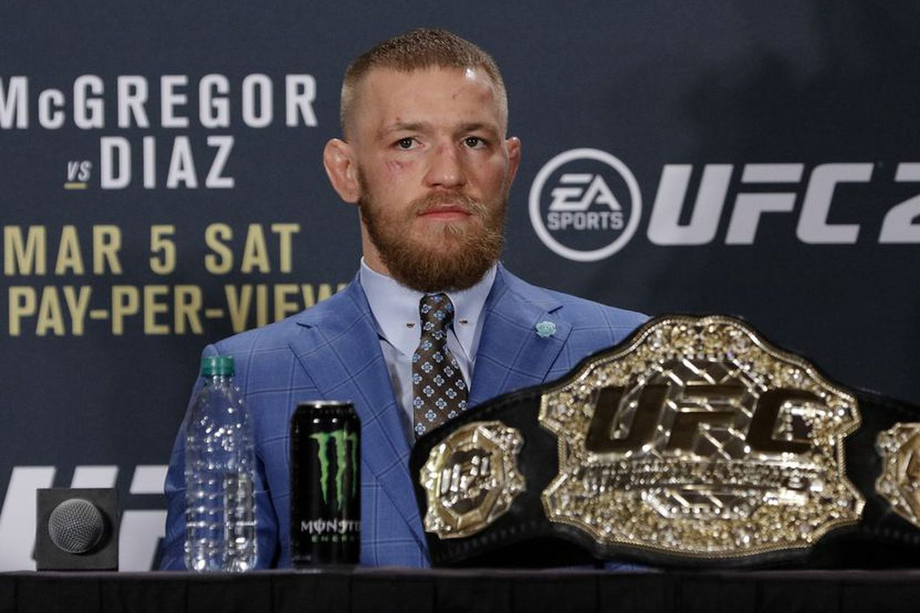 community news, Conor McGregor vs. Nate Diaz rematch in the works for UFC 200