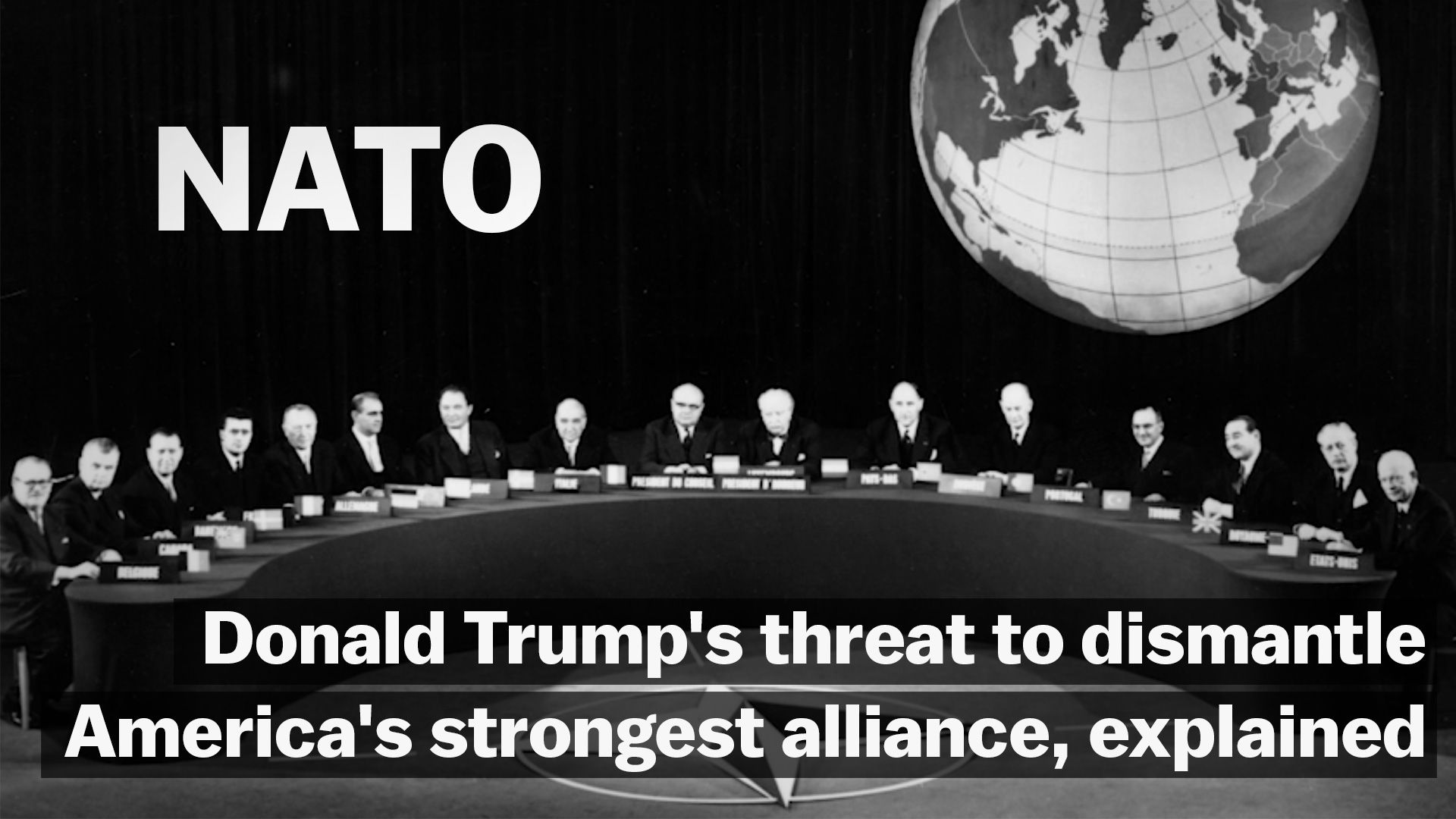 Donald Trump needs to clarify his position on NATO before ...