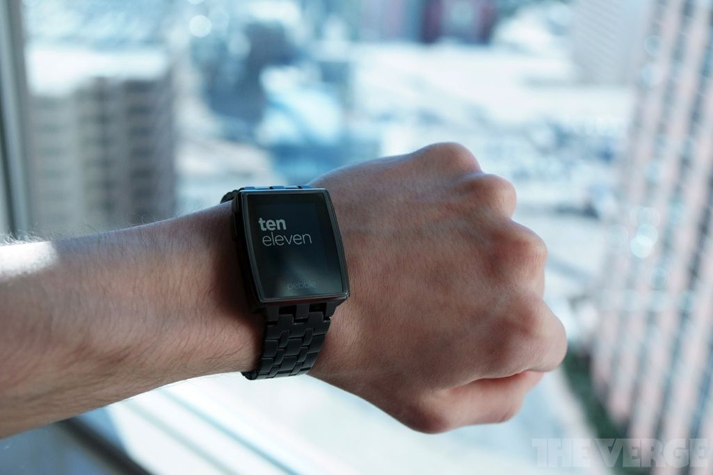 The striking Pebble Steel could change your mind about ...
