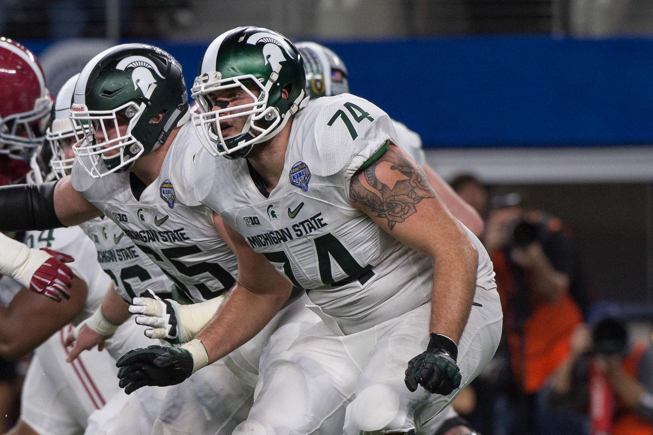 Offensive Line Should Be Raiders Draft Priority