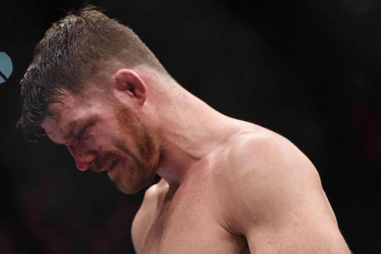 Uriah Hall: Luke Rockhold fighting easy Michael Bisping at UFC 199 because he knew I had a full camp