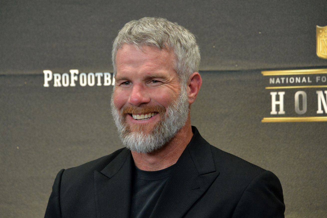 National Football League cancels game but Brett Favre has played on much worse