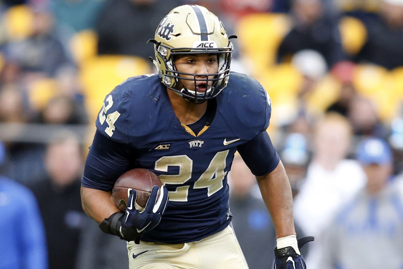 Pitt vs. Syracuse: James Conner reportedly injured after ...