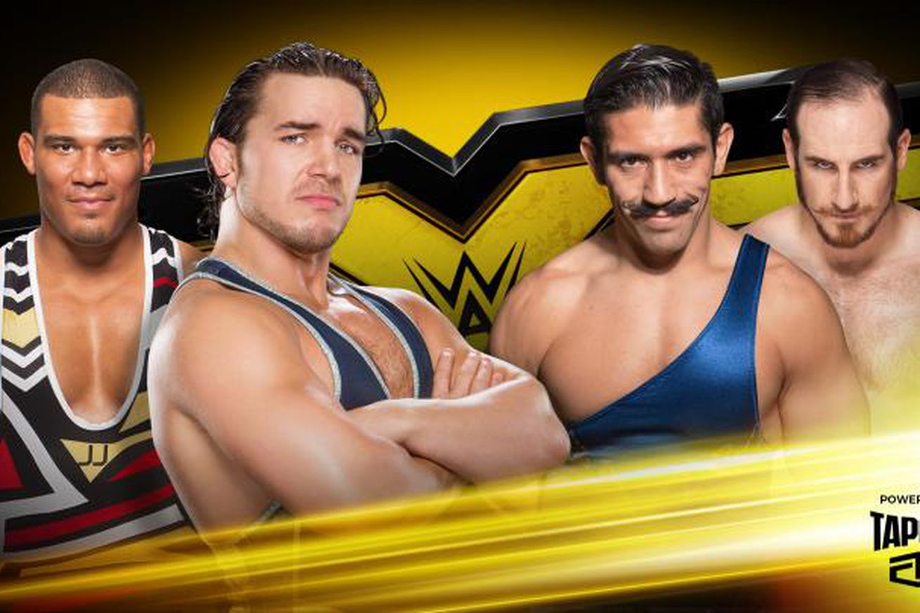 Huge Match Official For NXT TakeOver
