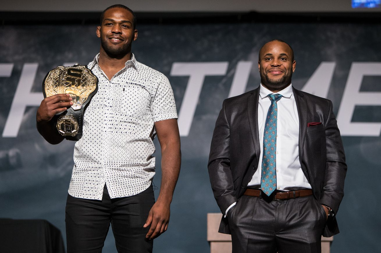 community news, Daniel Cormier on Jon Jones rematch: 'This will be light work'
