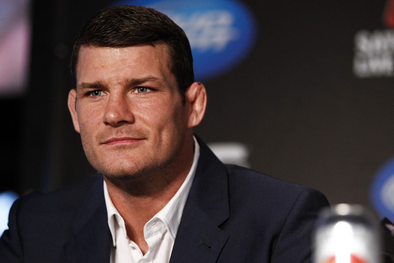community news, Michael Bisping expects big, strong, juiced out Chael Sonnen for grappling match